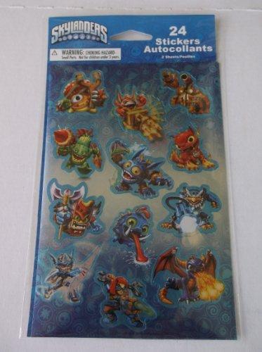 Skylanders Stickers