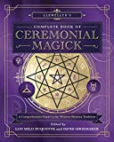 img - for Llewellyn's Complete Book of Ceremonial Magick: A Comprehensive Guide to the Western Mystery Tradition book / textbook / text book