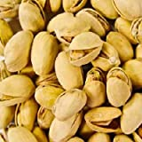 Nuts BG16671 Nuts Roasted & Sltd Pistachio - 1x25LB
