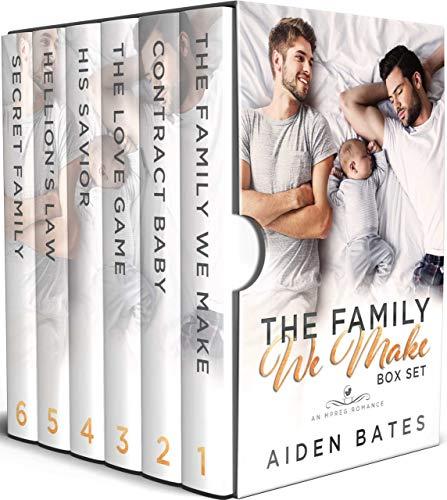 The Family We Make: A Contemporary Mpreg Bundle (Hellion Club)