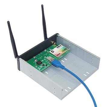 SSU FW2600 PCI-E x1 2.4/5GHz WiFi WLAN Adaptador de Tarjeta ...