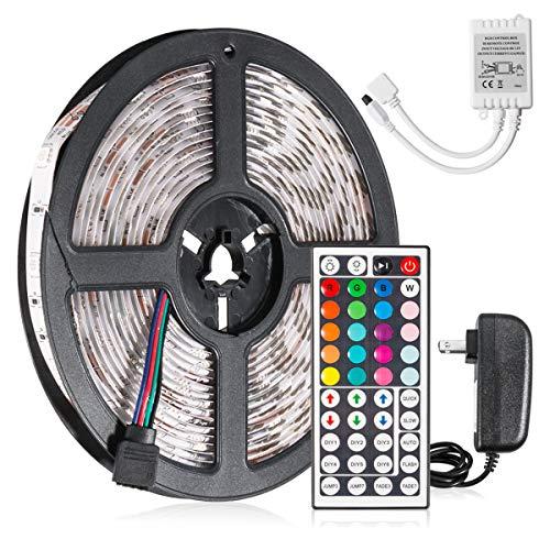 Color Changing Led Strip Lighting 12V in US - 9