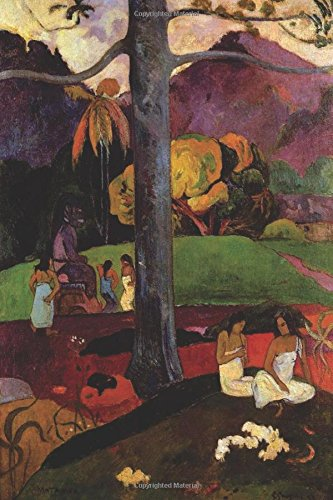 """Download """"Olden Times"""" by Paul Gauguin - 1892: Journal (Blank / Lined) (Art of Life Journals) pdf epub"""