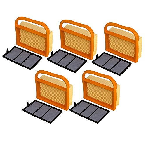 - HIFROM Replace Air Filter + Pre Filter Fit for BR320 STIHL TS410 TS420 Lawn Mower Replace 4238-140-1800 4238 140 4401 42381410300B