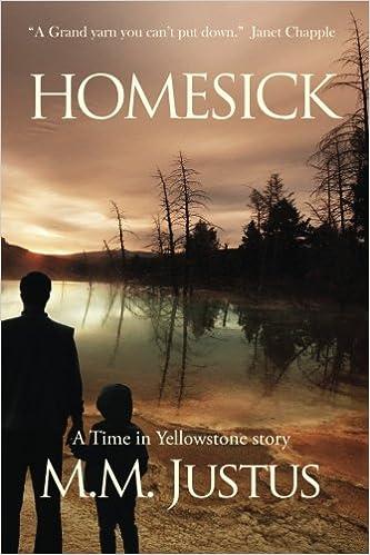 Homesick (Time in Yellowstone Book 3)