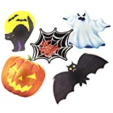 Halloween Light Up Ghost LED Magnet Hanging Decoration Prop Spooky Scary Party