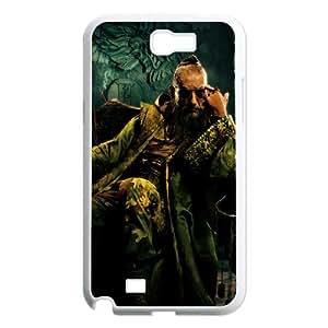 Iron Man HILDA0538523 Phone Back Case Customized Art Print Design Hard Shell Protection Samsung Galaxy Note 2 N7100