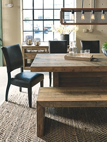 home & kitchen, furniture, kitchen & dining room furniture,  table benches  picture, Ashley Furniture Signature Design » Sommerford 65