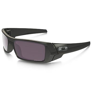 mens polarized sunglasses 39vt  Oakley Mens Gascan Polarized Sunglasses, Granite/Prizm Daily, One Size