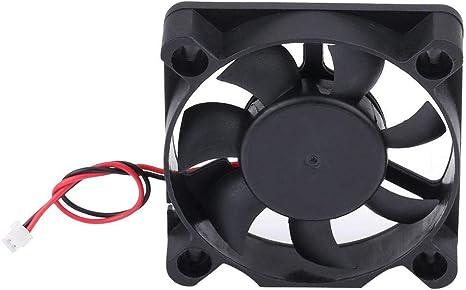 Dilwe RC Ventilador de Refrigeración del Motor Negro Piezas de Coche(# 1. 50 * 50mm / 2.0 * 2.0in): Amazon.es: Juguetes y juegos