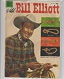 Wild Bill Elliott Comic Book #643, 1955