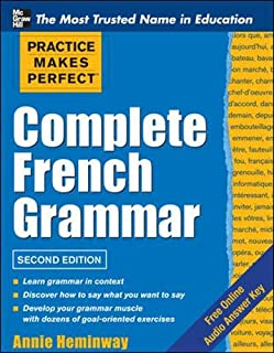 Practice Makes Perfect Complete French Grammar (007178781X) | Amazon price tracker / tracking, Amazon price history charts, Amazon price watches, Amazon price drop alerts