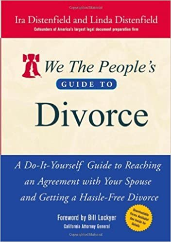 We the peoples guide to divorce a do it yourself guide to we the peoples guide to divorce a do it yourself guide to reaching an agreement with your spouse and getting a hassle free divorce by ira distenfield solutioingenieria Gallery
