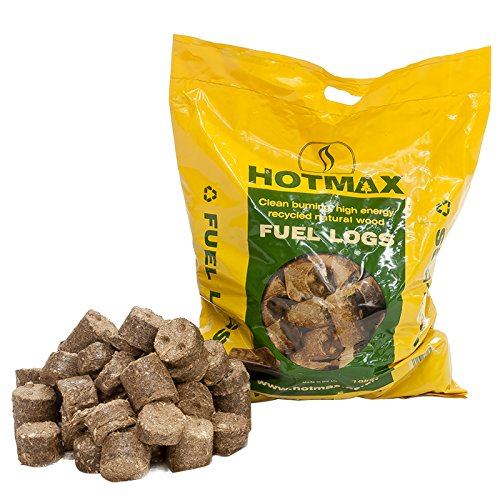 Hotmax Holz-Pellets, zum Heizen, 10kg