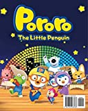Pororo The Little Penguin Coloring Book for