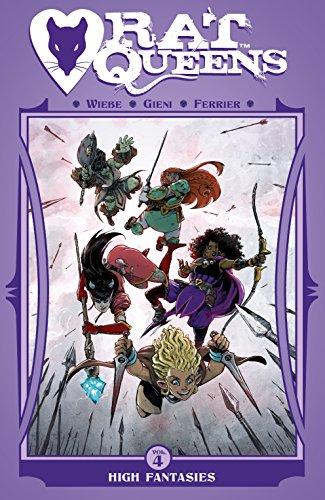 !Best Rat Queens Vol. 4: High Fantasies [E.P.U.B]