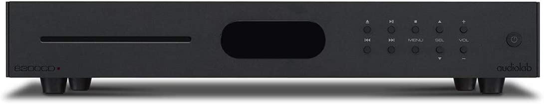 Audiolab AAV-8300CD CD Player Pre-Amp - Black