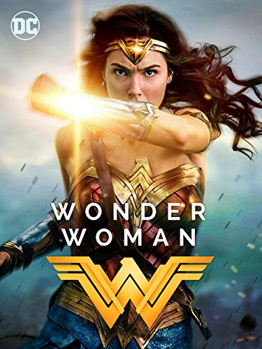 Wonder Woman - Dvd Booklet