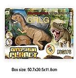 Amazin Toys Present Remote Control Walking Dinosaur Rugops