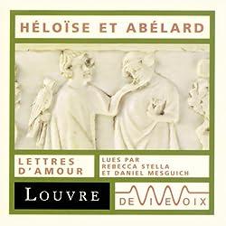 Héloïse et Abélard - Lettres d'amour