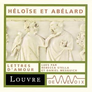 Héloïse et Abélard - Lettres d'amour Hörbuch