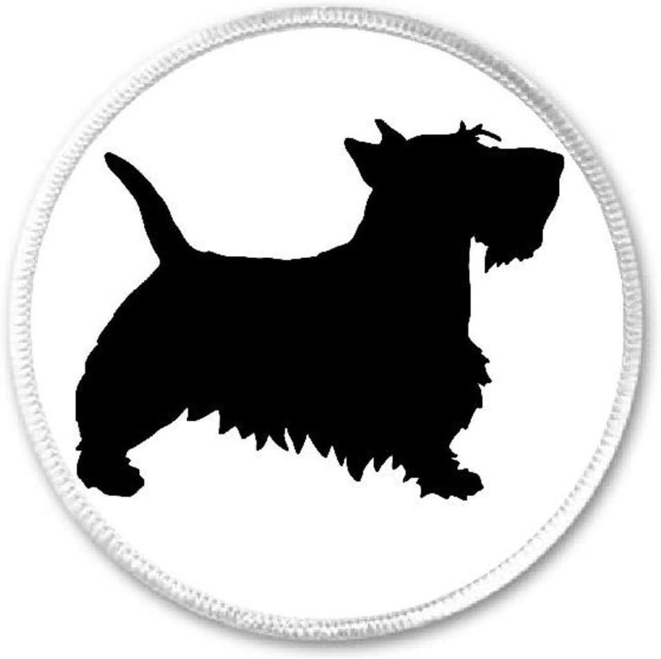 Scottish Terrier Silhouette - 3