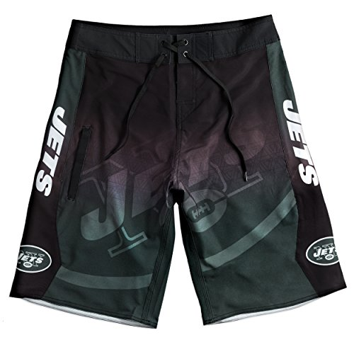 New York Jets Gradient Board Short Extra Large - York Jets New Short Nfl