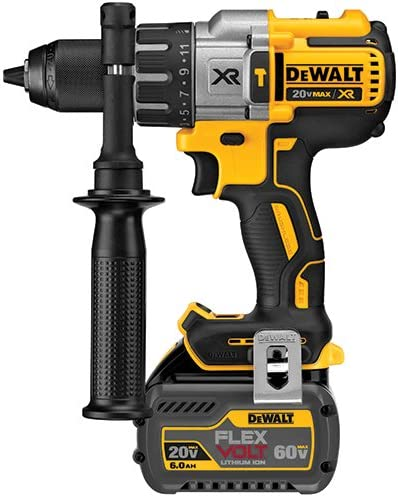 DEWALT DCK299D1T1 FLEXVOLT 60V MAX 20V MAX Lithium-Ion XR Brushless Hammerdrill and Impact Combo Kit