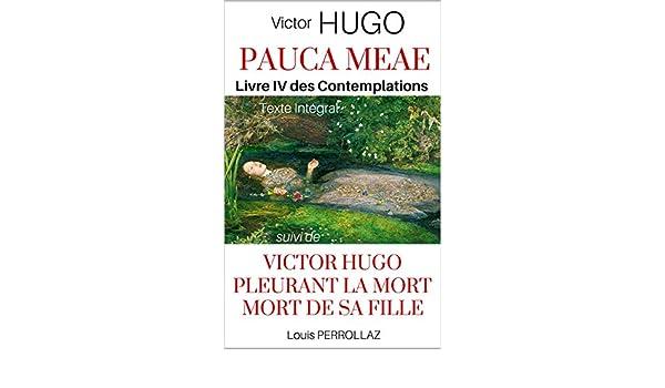 Amazoncom Pauca Meae Les Contemplations Livre Iv