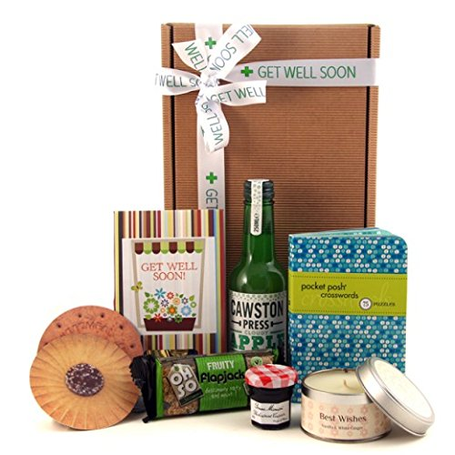 Get Well Gift Basket - Get Well Wishes Gift Hamper Available for ...