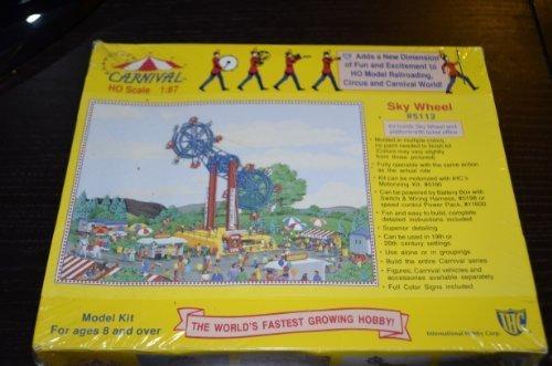 - Carnival HO Scale 1:87 Sky Wheel #5112