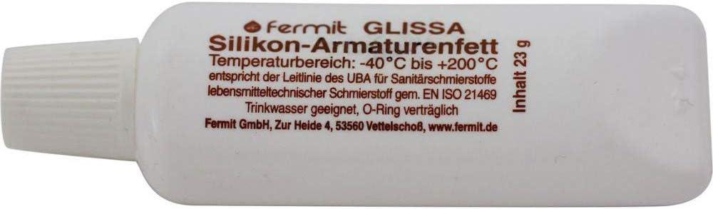 Armaturenfett 6 g für Keramikscheiben