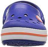 Crocs Kids' Crocband Clog, Cerulean Blue, 3