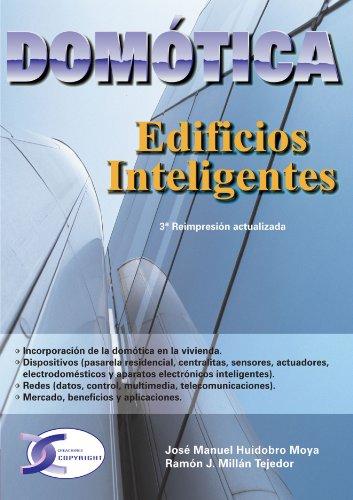 Domotica Edificios Inteligentes (Spanish Edition)