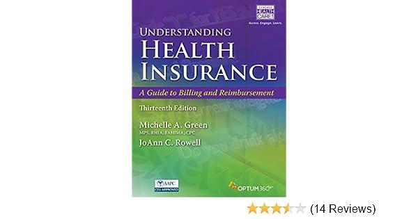 Amazon com: Understanding Health Insurance (Book Only) eBook