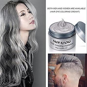 Why do men get gray hair