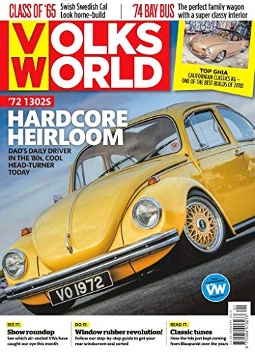 Which is the best hot vw magazine subscription?