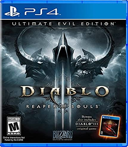 Amazon com: Diablo III: Ultimate Evil Edition: playstation 4