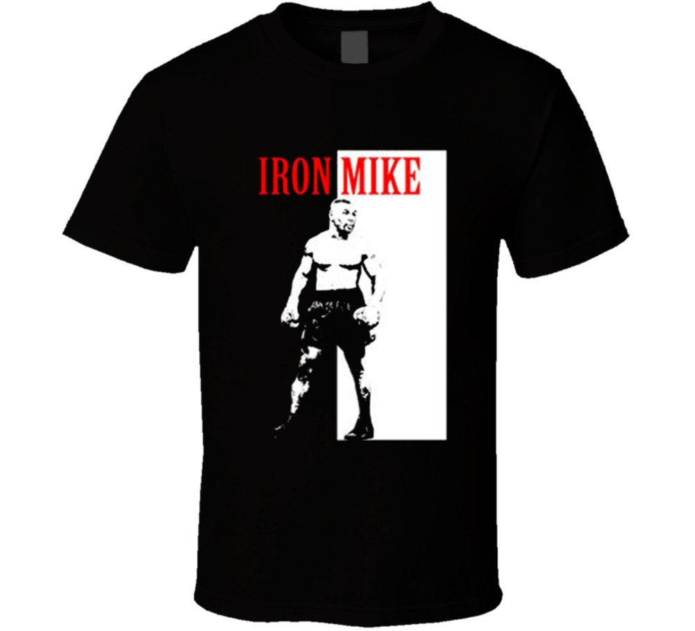 Perfect T Shirts Mike Tyson Style Hip Hop T Shirt