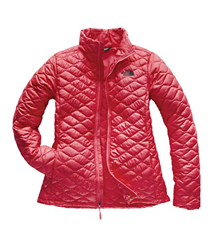 The North Face Women Thermoball Full Zip - Atomic Pink - L