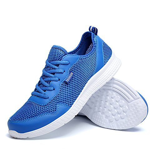 Running Gym Outdoor 48 Fitness Homme Course Chaussures Baskets de 39 Sneakers Sports Shoes bleu 3 zBqYRgB