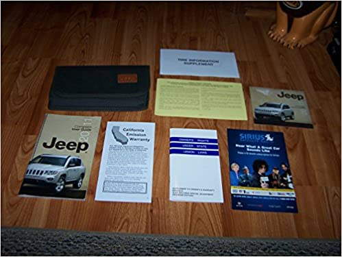 2011 jeep compass owners manual jeep amazon books publicscrutiny Images