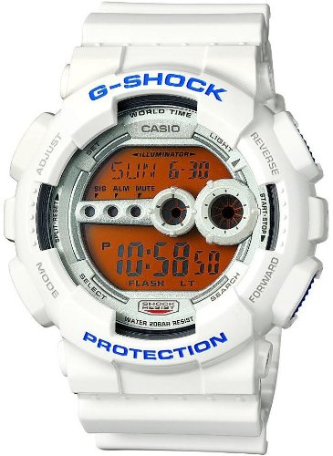 Crazy CASIO watches g-shock