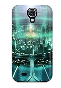 Galaxy High Quality Tpu Case/ Appleseed Anime Fighting Manga Cyberpunk Sci-fi QMBXcRN8433CAtAJ Case Cover For Galaxy S4
