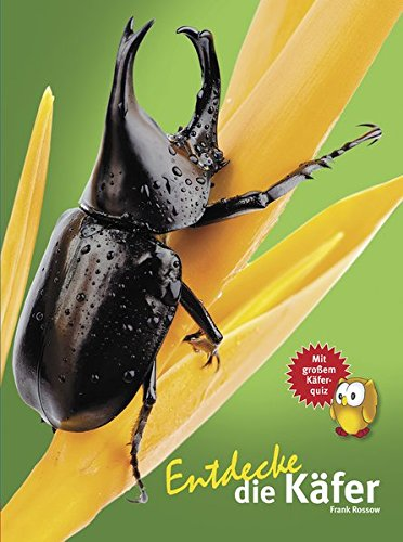 Entdecke die Käfer (Entdecke - Die Reihe mit der Eule / Kindersachbuchreihe)