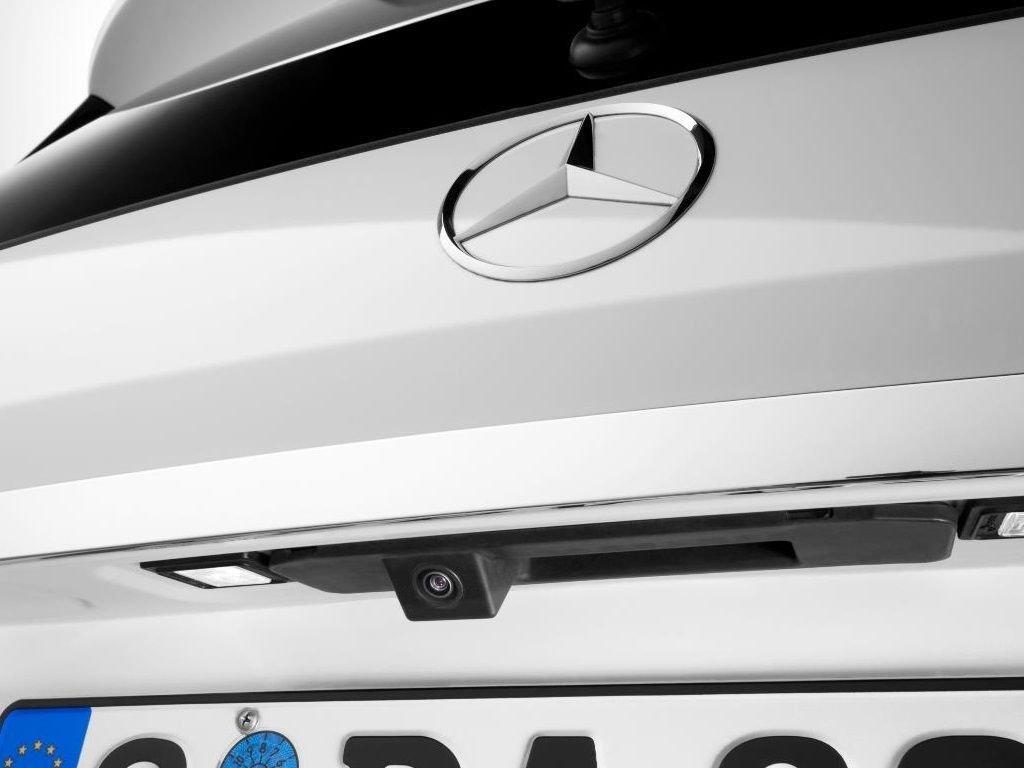 Cam/éra de Recul Grand Angle 170 Degr/és Super Vision Nocturne IP68 Imperm/éable pour Mercedes-Benz C Class 2015 W205 C180 C200 C280 C300 C350 C63 CLA W117 CLA250//CLA260//CLA45 2014-2016