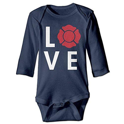 babies-love-my-firefighter-2016-onesies-short-sleeve