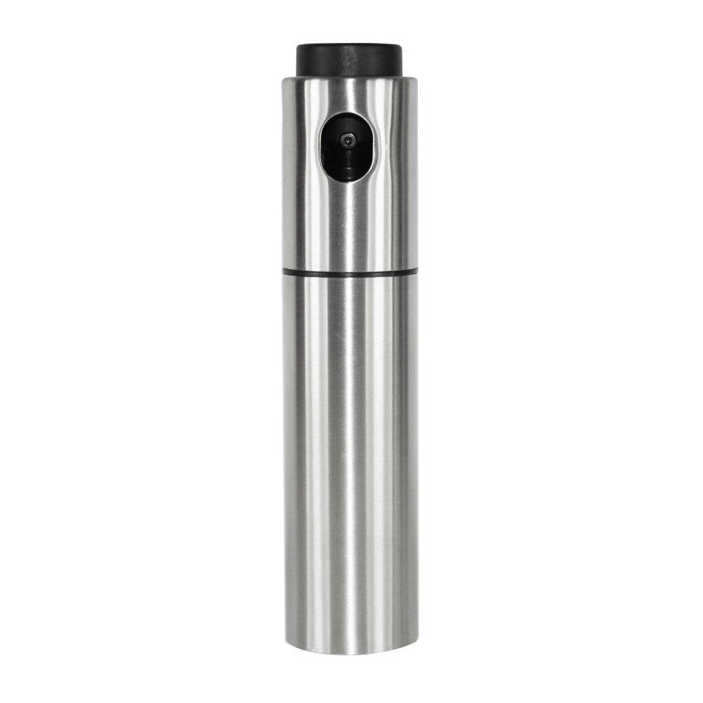 100 ml Stainless Steel Olive Oil Sprayer Fine Mist Leak Proof Oil Sprayer Oil Dispenser Bottle for Kitchen Lanburch