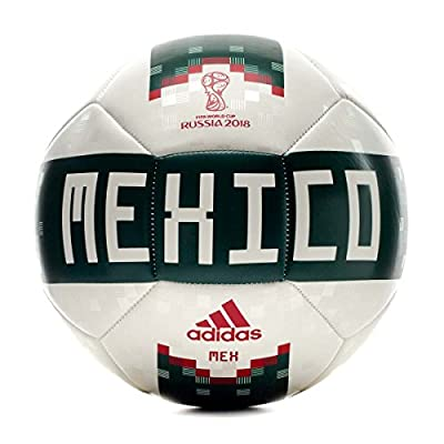 adidas Mexico Olb 18 Country Soccer Ball (CF2319)