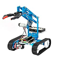 Ultimate 2.0 is a flagship robot kit based on Makeblock platform with rich features and strong compatibility.It helps you learn the knowledge and skills of mechanical structures, electronic modules and programming with ease. Build and control...